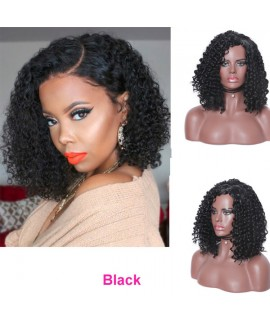 Synthetic kinky curly hair wig for balck women