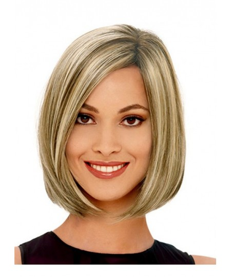 Short Bobs Charming Hairstyle Straight Wig